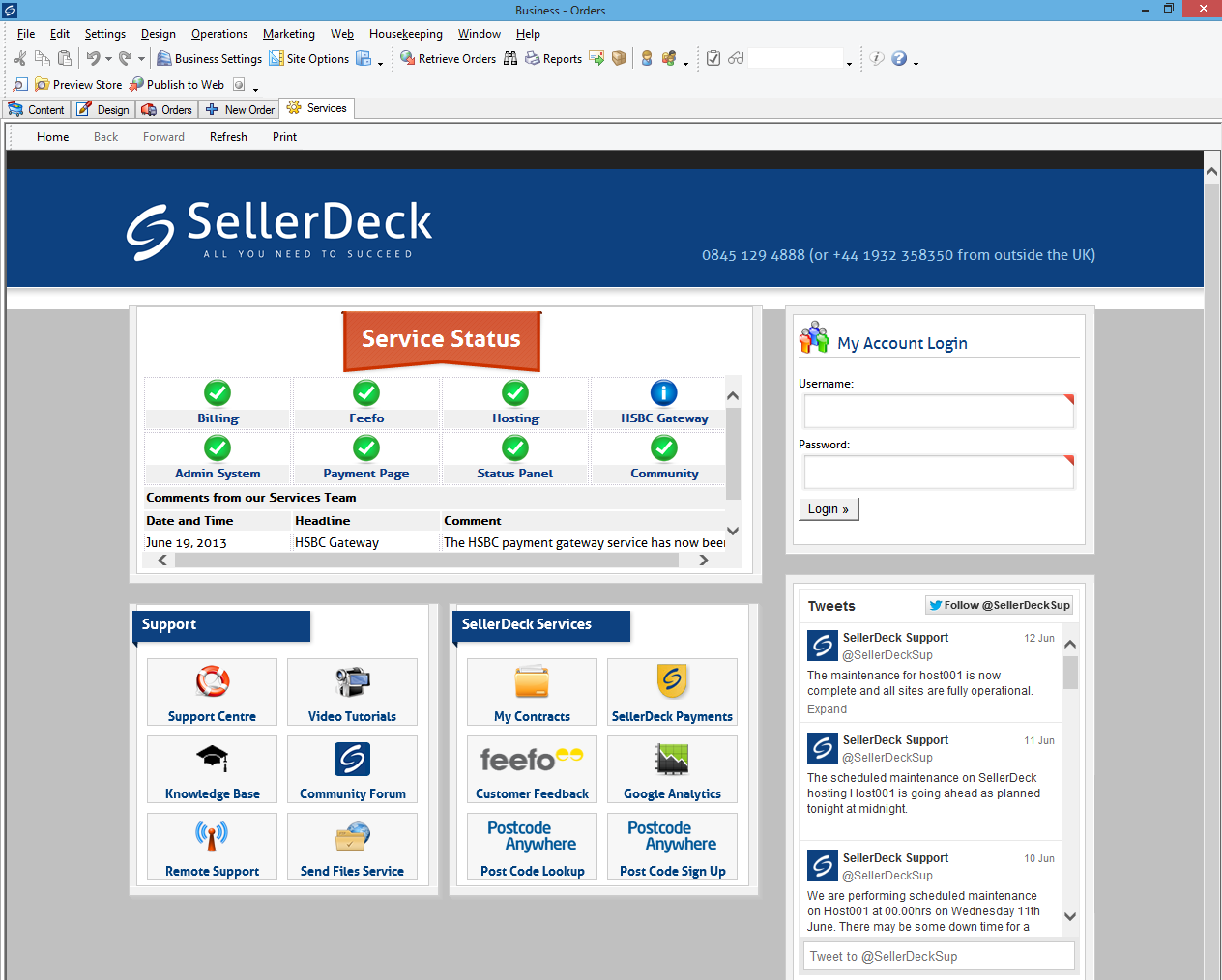 SellerDeck V12.0.2 out now!